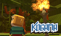 Kogama: 4 Players Parkour