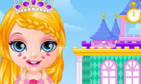 Baby Princess Dollhouse