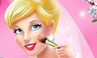 Cinderella's Wedding Makeup