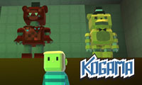 Kogama: Five Night's at Freddy