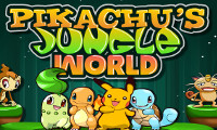 Pikachu's Jungle World