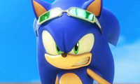 Angry Sonic Drake