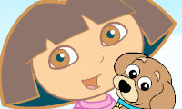 DORA THE EXPLORER: PUPPY ADVENTURE