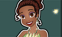 Princess Tiana Hair Spa