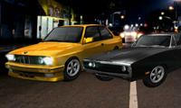 Balapan mobil 3D