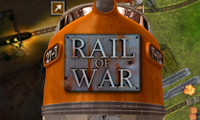 Rail Of War: Train Game