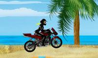 Beach Rider: Bike Game