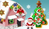 Укрась домик к Новому году