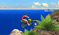 Beach Bike: Motorcycle Game