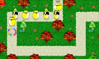 Защити грибную ферму