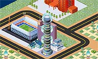 Modern City: Simulation Game
