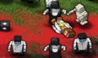 Квадратноголовые: зомби атакуют!