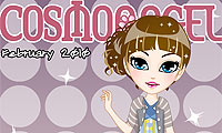 Cover Girl Dress Up: February