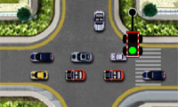 LA Traffic Mayhem: Car Simulator Game