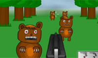 Zombie Bears: Gun Game