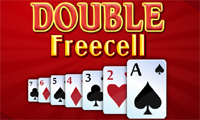 Pasjans Double FreeCell