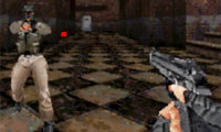 Urban Warfare: Shooter Game