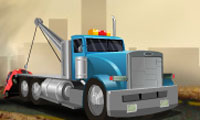 Towing Mania: Tow Truck Game