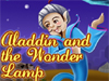 Aladdin and the wonder lamp