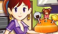 Paletas de pastel: cocina con Sara