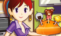 Kekse am Stiel: Saras Kochunterricht