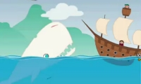 Moby Dick: Video Game