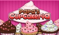 Papas cupcake-kafé