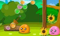 Puru-Puru Fruit Bubble