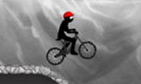 Strichmännchen-BMX-Challenge