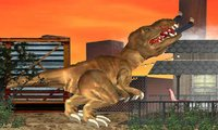 Dino Survival: Shooter Game