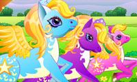 Carrera de ponis