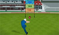Field Goal Kicker Game