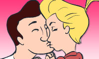 Kyssar i stallet