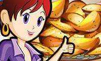 Geroost. aardappelen: Sara's kookcursus