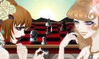 Любительницы шахмат