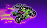 Nitro Ninjas: Motorcycle Game