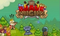 Brave Knights: Medieval Game