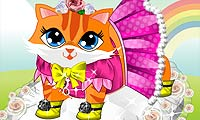 Cute Kitty Dress Up