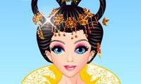 Asiático Belleza De La Reina