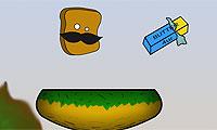 Roti Panggang Payah