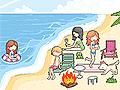 Strandfeest plannen