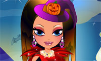 Halloween Witch-Dress Up
