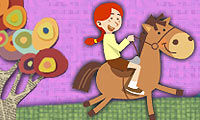 Pony Adventure: Horse Riding Game