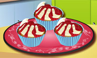 Cherry Cupcakes: Sara's Cooking Class