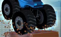 Trials en monster truck