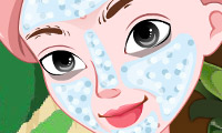 Chinese Spa Facial Beauty