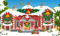 Christmas House Decoration