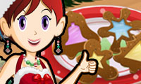 Vidrio de Cookies: sara's Cooking Class