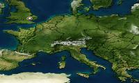 Teste do Mapa da Europa
