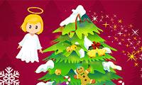 Süßer Weihnachtsbaum